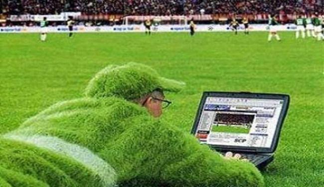 Live football betting